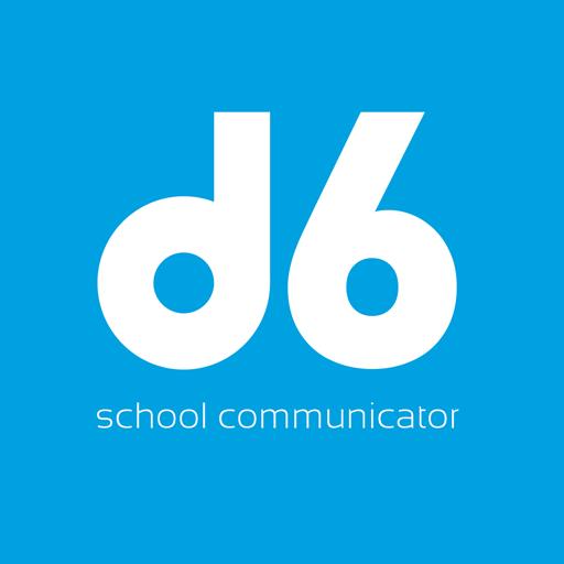 d6 School Communicator Logo