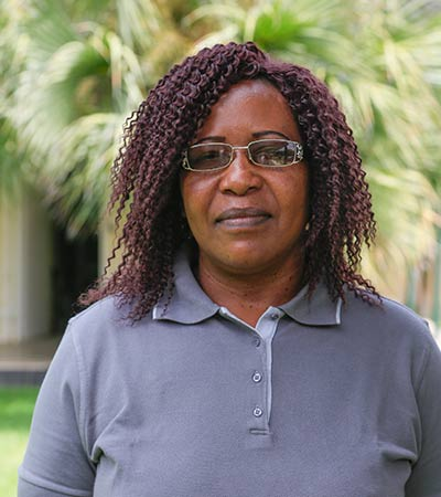 Staff Team - Mrs Dzemwa